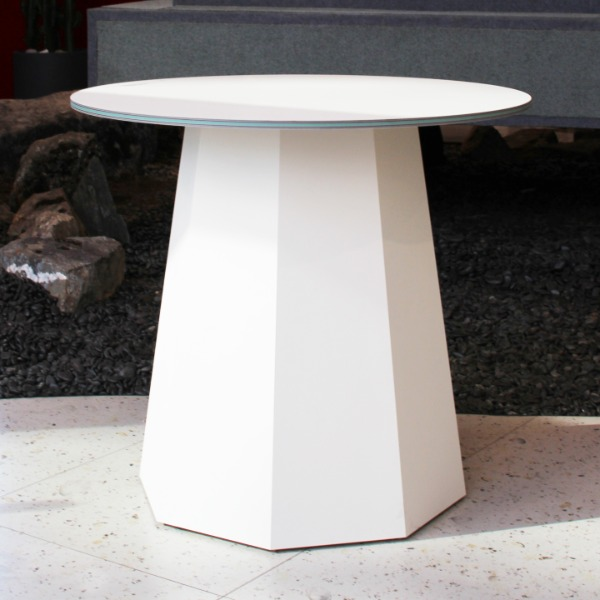 Oyster Compact Table